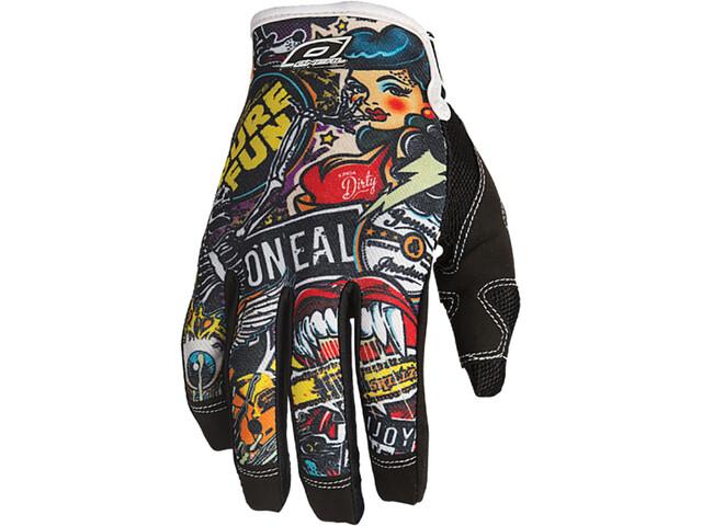 O'Neal Matrix Handschuhe Villain Jugend multi